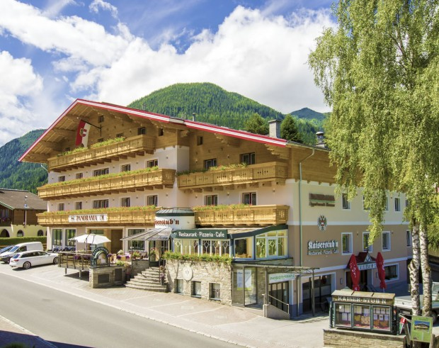Appartements Flachau mit Swimmingpool